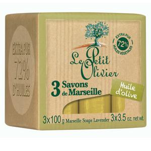 Le Petit Olivier Olive Oil Marseille soaps