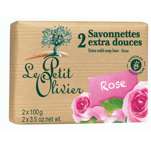 Le Petit Olivier rose vegetable soap