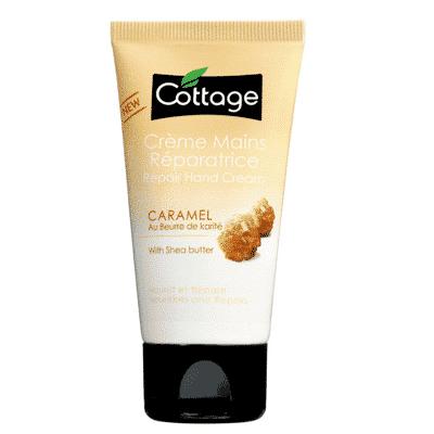 Cottage Crème main caramel 50ml.|