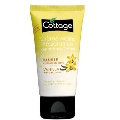 Cottage Crème main vanille 50ml.|