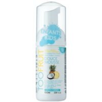 Toofruit douce mousse nettoyante visage ananas coco 100ml.|