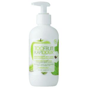 Toofruit shampooing kapidoux pomme verte et amande douce 200ml.|