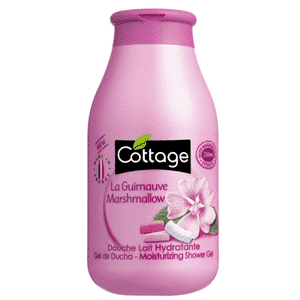 Cottage Moisturizing shower gel Marshmallow
