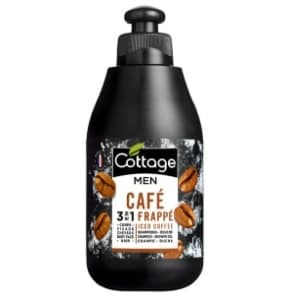 Cottage Shampoo - shower gel iced coffee 250ml.
