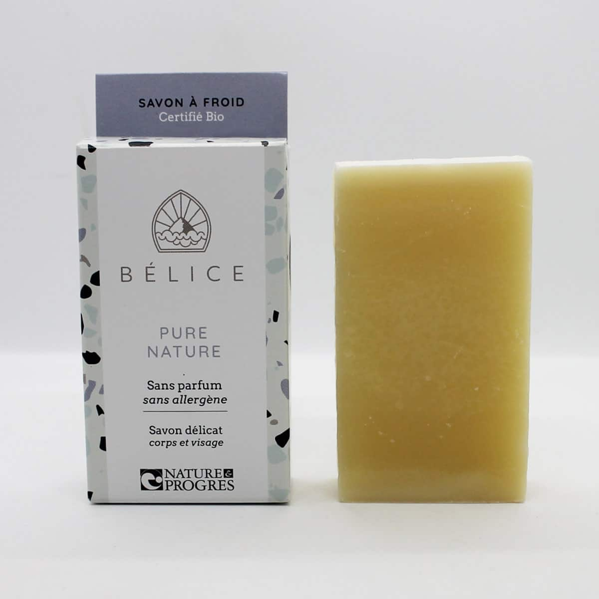 BELICE Savon Pure Nature