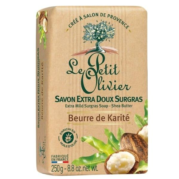 Le Petit Olivier savon 250gr beurre de karité-min