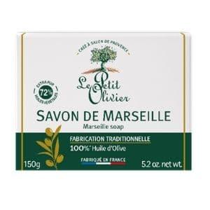 Le Petit Olivier Savon de marseille Olive 150gr